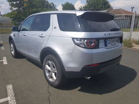 LR Discovery Sport Used