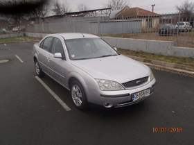 ford mondeo trend used car