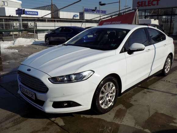 Ford Mondeo 4D Trend