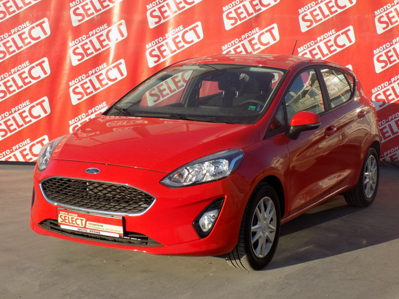 Ford Fiesta Business